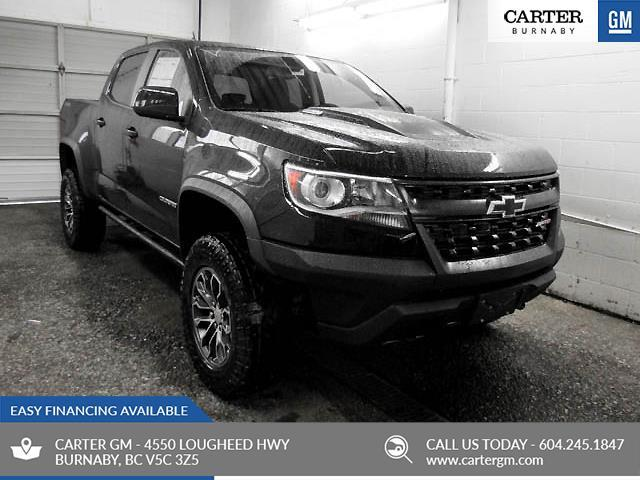 2020 Chevrolet Colorado ZR2 (Stk: D0-35880) in Burnaby - Image 1 of 13