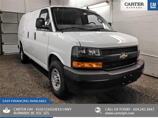 2020 Chevrolet Express 3500 Work Van (Stk: N0-44020) in Burnaby - Image 1 of 11