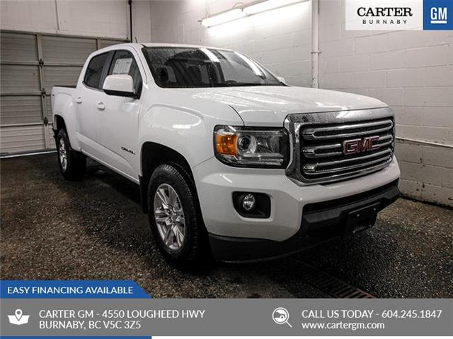 2020 GMC Canyon SLE (Stk: 80-50530) in Burnaby - Image 1 of 10