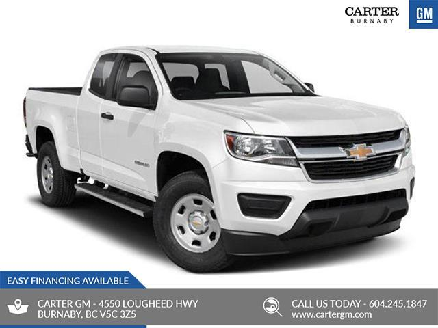 2020 Chevrolet Colorado WT (Stk: D0-98760) in Burnaby - Image 1 of 1
