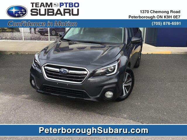 2018 Subaru Outback 2.5i Limited (Stk: S4045A) in Peterborough - Image 1 of 20