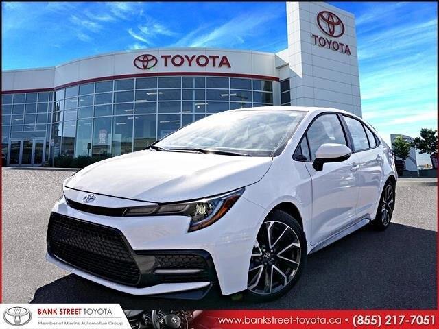 2020 Toyota Corolla SE (Stk: 27662) in Ottawa - Image 1 of 24