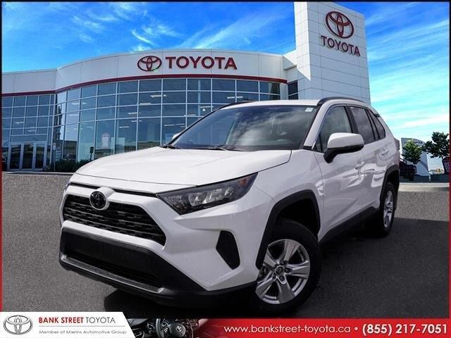 2019 Toyota RAV4 LE (Stk: 27657) in Ottawa - Image 1 of 22