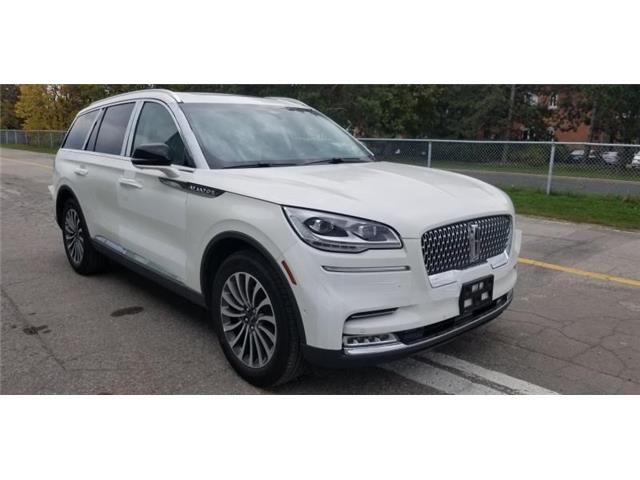 2020 Lincoln Aviator Reserve (Stk: 20AV0058) in Unionville - Image 1 of 13