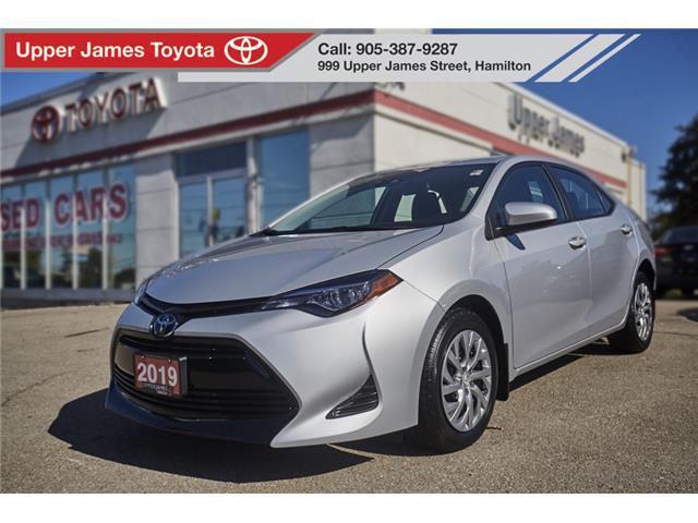 2019 Toyota Corolla LE (Stk: 83053) in Hamilton - Image 1 of 19