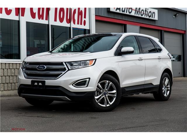 2016 Ford Edge SEL (Stk: 191161) in Chatham - Image 1 of 27