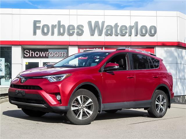 2017 Toyota RAV4 XLE (Stk: 95061A) in Waterloo - Image 1 of 1