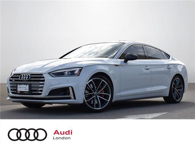 2018 Audi S5 3.0T Technik (Stk: 435847) in London - Image 1 of 26