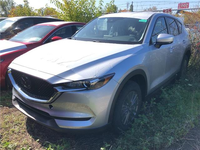 2019 Mazda CX-5 GS (Stk: 84441) in Toronto - Image 1 of 2