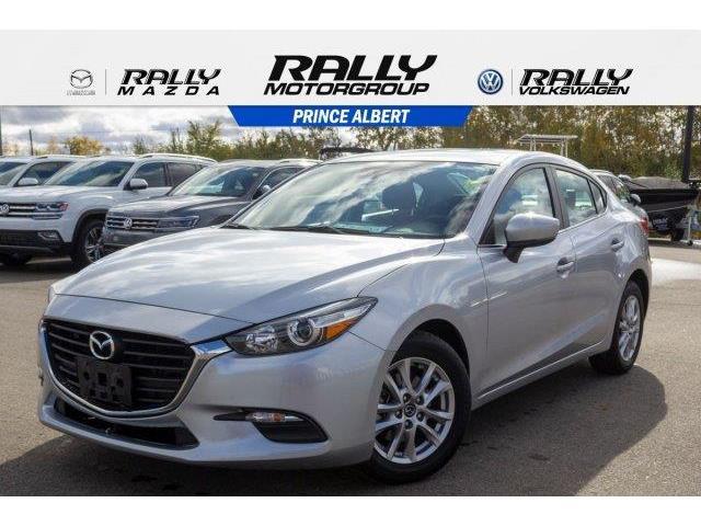 2018 Mazda Mazda3  (Stk: V1002) in Prince Albert - Image 1 of 11