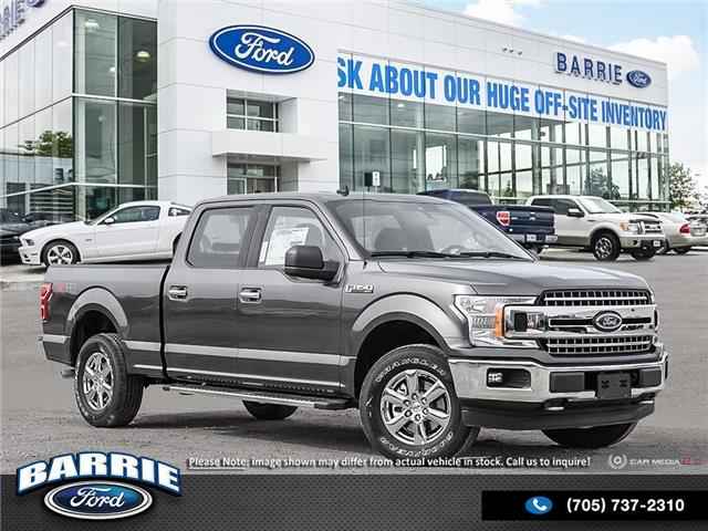 2019 Ford F-150 XLT (Stk: T1391) in Barrie - Image 1 of 25