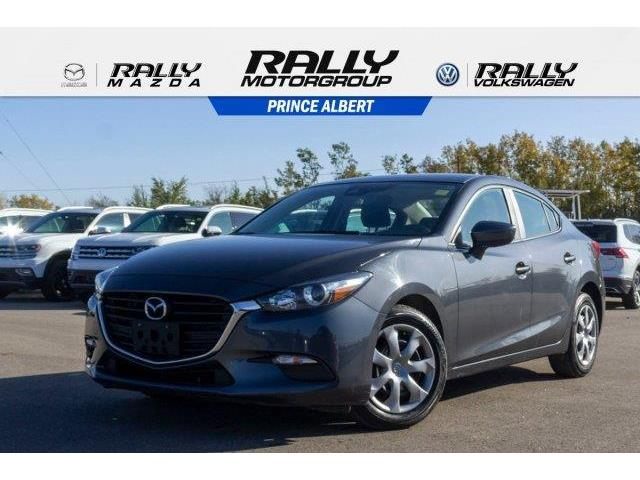 2018 Mazda Mazda3 GX (Stk: V1022) in Prince Albert - Image 1 of 11