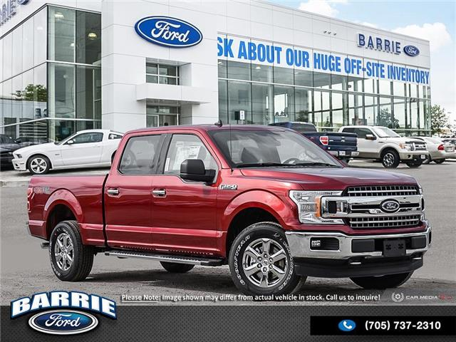2019 Ford F-150 XLT (Stk: T1392) in Barrie - Image 1 of 25