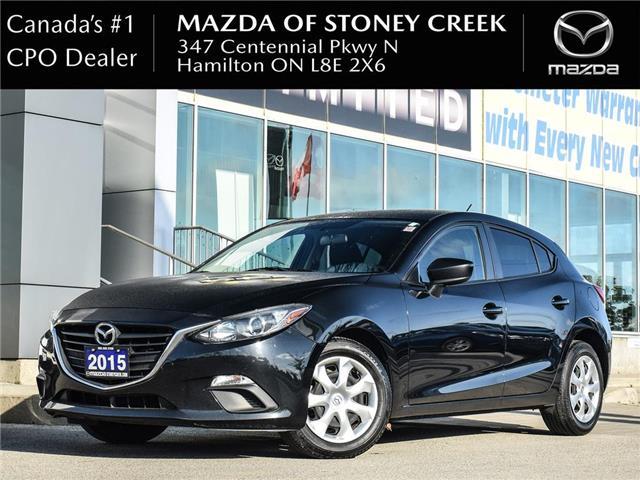 2015 Mazda Mazda3 Sport GX (Stk: SU1435) in Hamilton - Image 1 of 21
