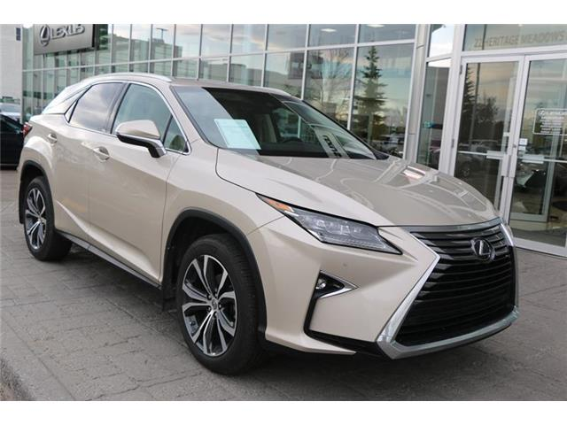 2017 Lexus RX 350 Base (Stk: 200076A) in Calgary - Image 1 of 12