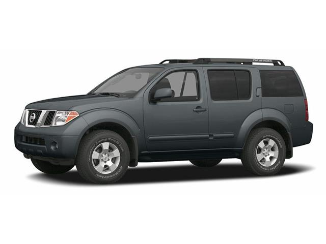 2007 Nissan Pathfinder SE (Stk: 079469) in Coquitlam - Image 1 of 2