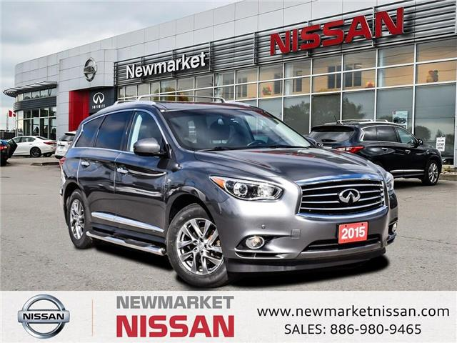 2015 Infiniti QX60 Base (Stk: 197031A) in Newmarket - Image 1 of 20