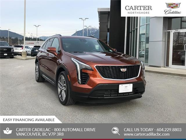 2019 Cadillac XT4 Sport (Stk: 9D16950) in North Vancouver - Image 1 of 23