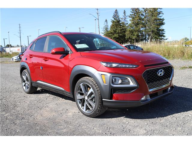 2020 Hyundai Kona 1.6T Ultimate w/Red Colour Pack (Stk: R05297) in Ottawa - Image 1 of 8