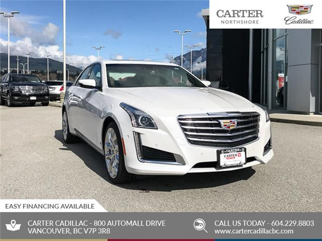 2019 Cadillac CTS 3.6L Premium Luxury (Stk: 9D42480) in North Vancouver - Image 1 of 24
