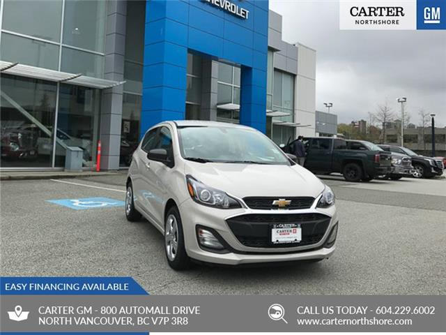 2019 Chevrolet Spark LS CVT (Stk: 9P99630) in North Vancouver - Image 1 of 13