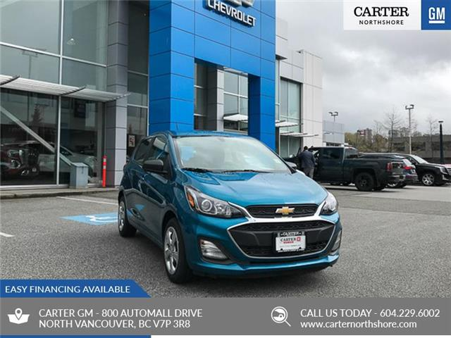 2019 Chevrolet Spark LS CVT (Stk: 9P94550) in North Vancouver - Image 1 of 13