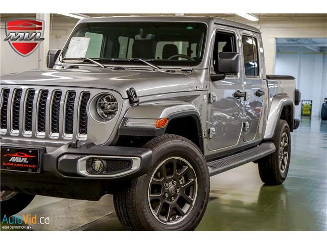 2020 Jeep Gladiator Overland 1C6HJTFG6LL101396  in Oakville