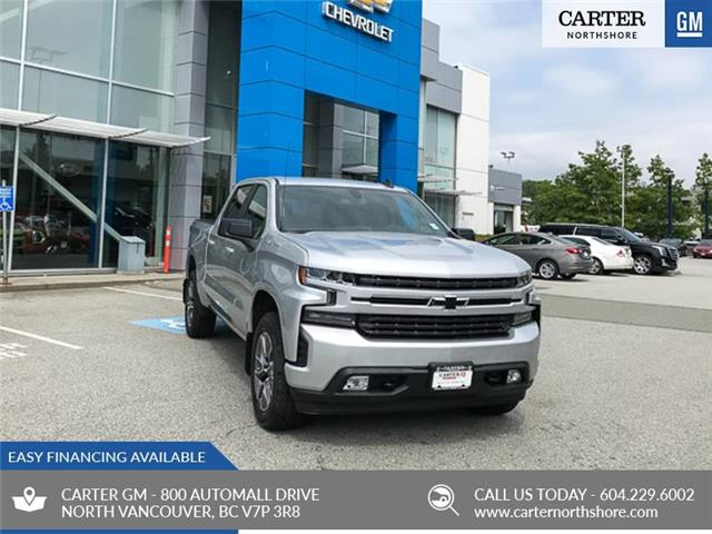 2019 Chevrolet Silverado 1500 RST (Stk: 9L25200) in North Vancouver - Image 1 of 13
