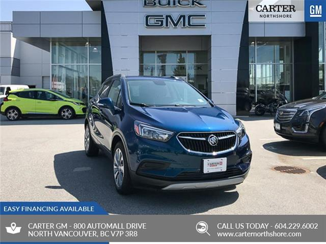 2019 Buick Encore Preferred (Stk: 9K94520) in North Vancouver - Image 1 of 13