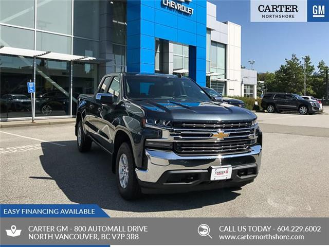 2019 Chevrolet Silverado 1500 LT (Stk: 9L0225T) in North Vancouver - Image 1 of 13