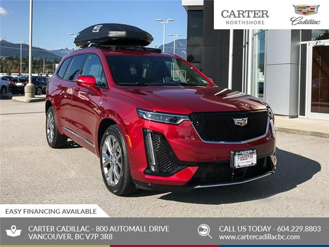 2020 Cadillac XT6 Sport (Stk: D86770) in North Vancouver - Image 1 of 23