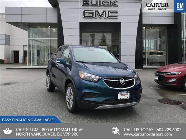 2019 Buick Encore Preferred (Stk: 9K81320) in North Vancouver - Image 1 of 13