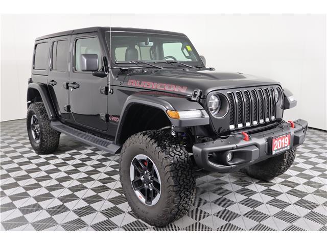 2019 Jeep Wrangler Unlimited Rubicon 1C4HJXFG4KW569463 19-464A in Huntsville