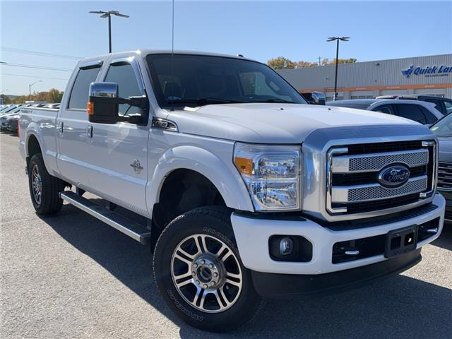 2016 Ford F-250 Lariat (Stk: 0989PT) in Midland - Image 1 of 19