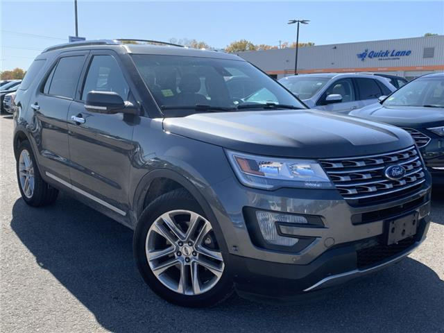 2016 Ford Explorer Limited (Stk: 020T5B) in Midland - Image 1 of 20