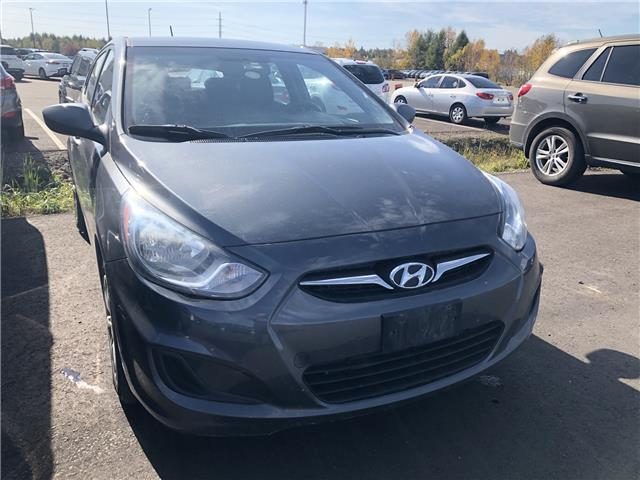 2012 Hyundai Accent  (Stk: 16230A) in Thunder Bay - Image 1 of 1