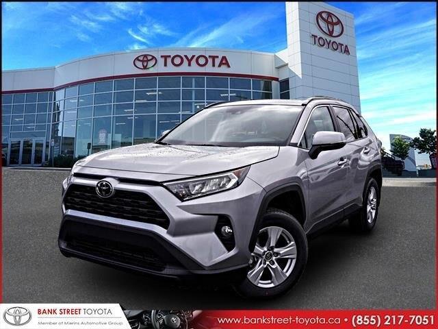 2019 Toyota RAV4 LE (Stk: 26976) in Ottawa - Image 1 of 25