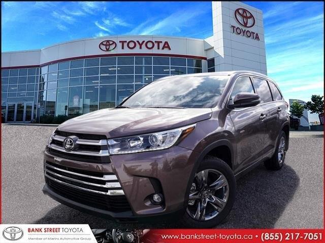 2019 Toyota Highlander Limited (Stk: 27773) in Ottawa - Image 1 of 24