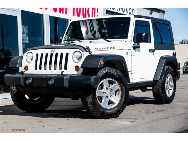 2008 Jeep Wrangler Rubicon (Stk: 191112) in Chatham - Image 1 of 28