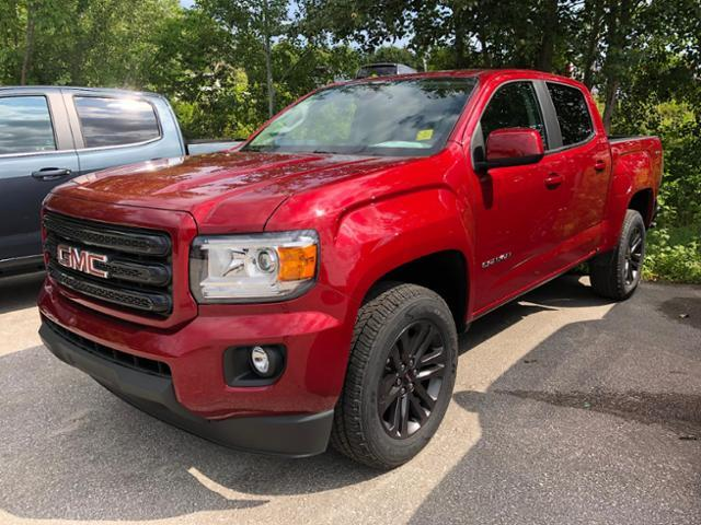 2019 GMC Canyon SLE (Stk: 37444) in Owen Sound - Image 1 of 2