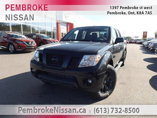 2019 Nissan Frontier Midnight Edition (Stk: 19296) in Pembroke - Image 1 of 24