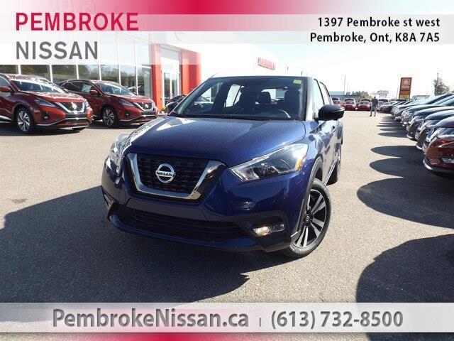 2019 Nissan Kicks SR (Stk: 19320) in Pembroke - Image 1 of 27