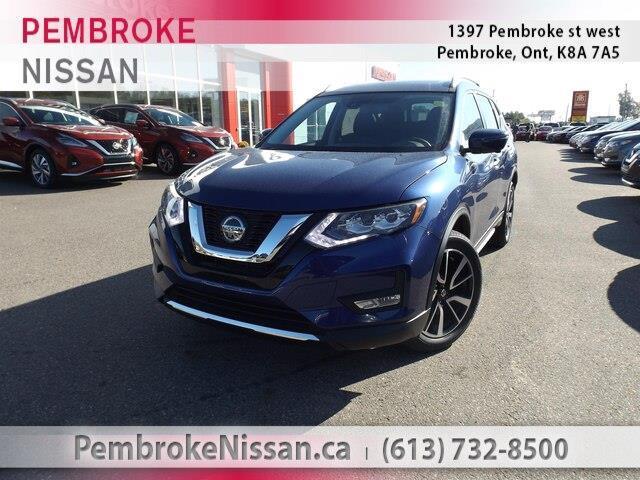 2020 Nissan Rogue SL (Stk: 20011) in Pembroke - Image 1 of 28
