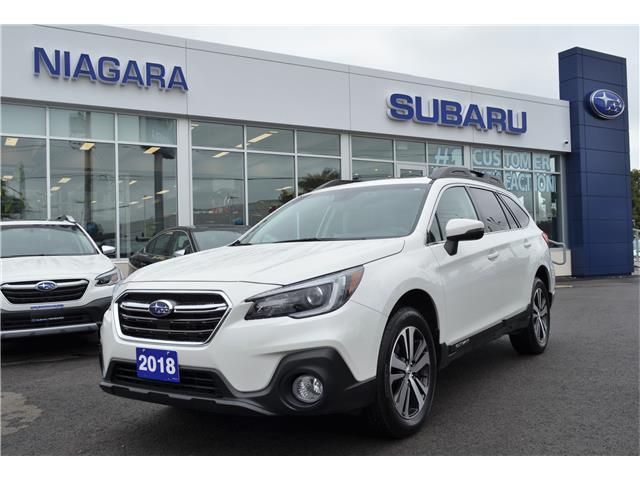 2018 Subaru Outback 2.5i Premier EyeSight Package (Stk: Z1560) in St.Catharines - Image 1 of 28
