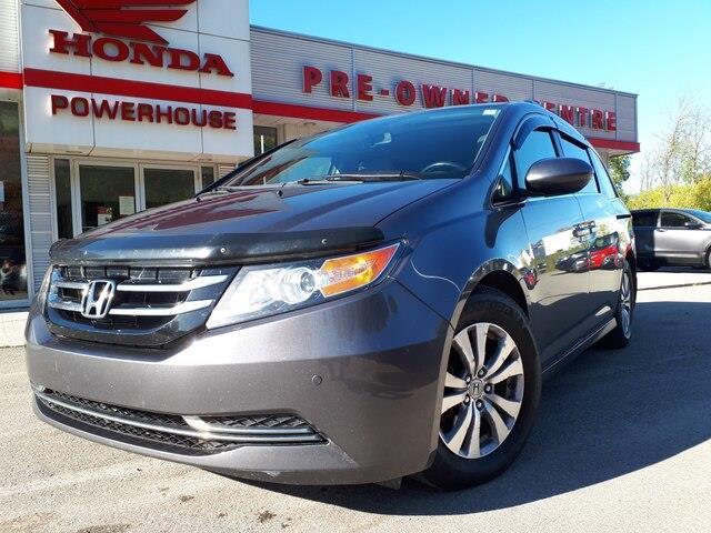 2014 Honda Odyssey EX-L (Stk: 10293A) in Brockville - Image 1 of 27