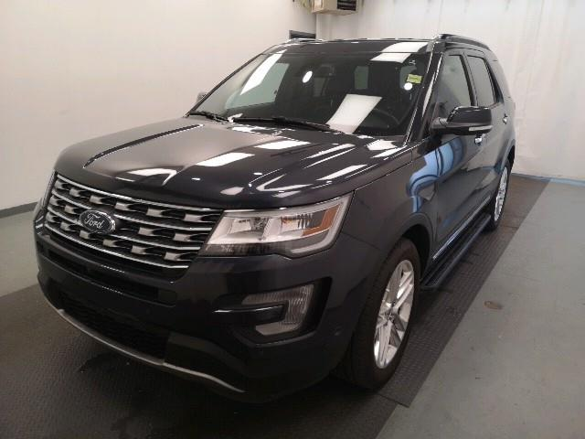 2017 Ford Explorer Limited (Stk: 205962) in Lethbridge - Image 1 of 20