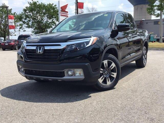 2019 Honda Ridgeline Touring (Stk: 191945) in Barrie - Image 1 of 23