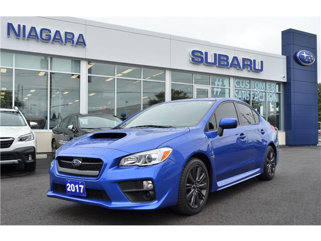 2017 Subaru WRX Base (Stk: Z1556) in St.Catharines - Image 1 of 26