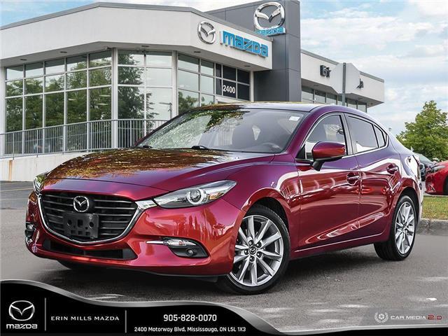 2018 Mazda Mazda3 GT (Stk: P4523) in Mississauga - Image 1 of 27