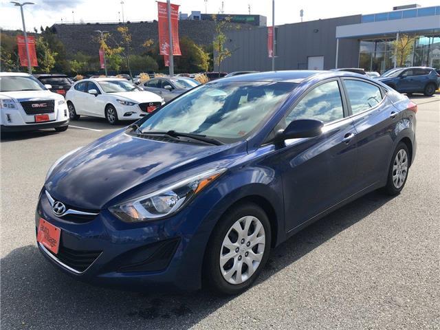 2016 Hyundai Elantra GL (Stk: P836056A) in Saint John - Image 1 of 5